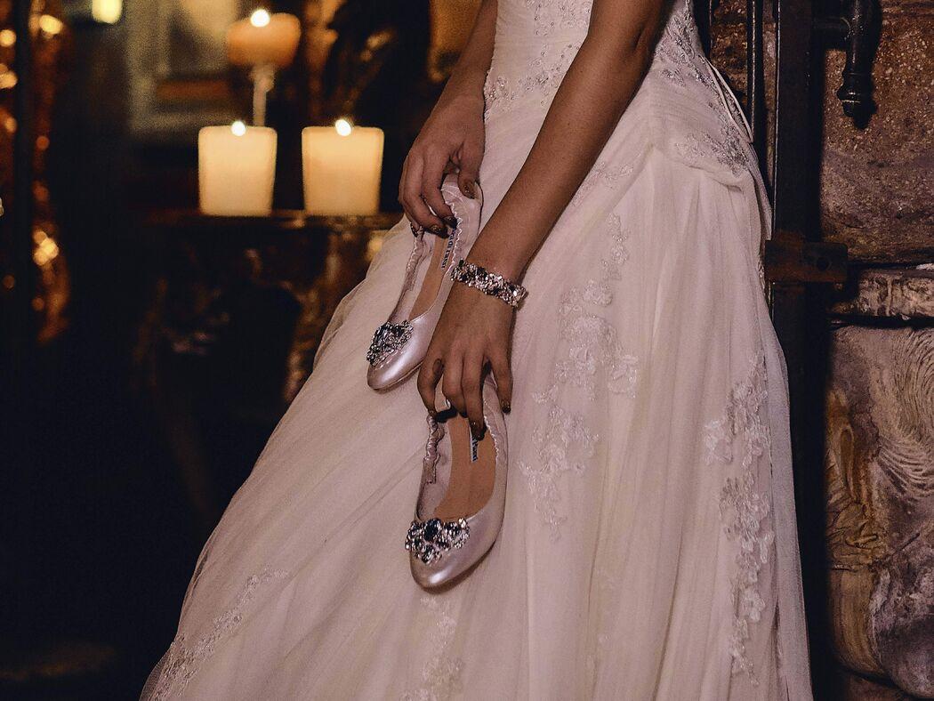 Amara Di Passi- Bridal Shoes