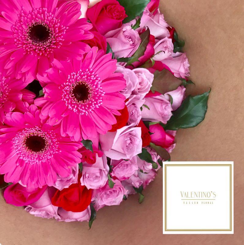 Valentinos taller floral