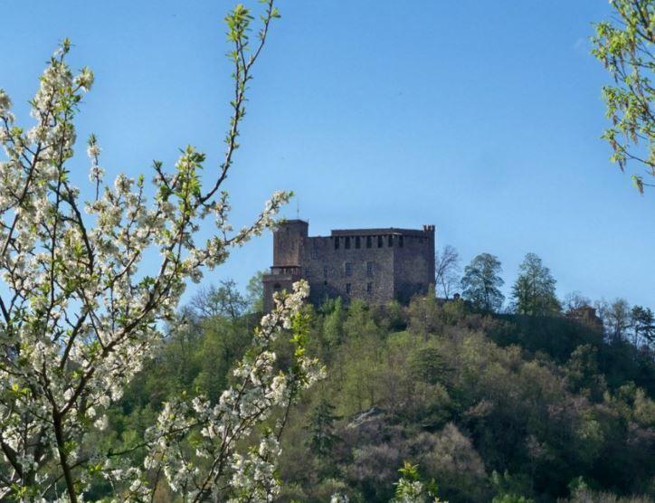Castello dal Verme di Zavattarello: pace, serenità, atmosfera