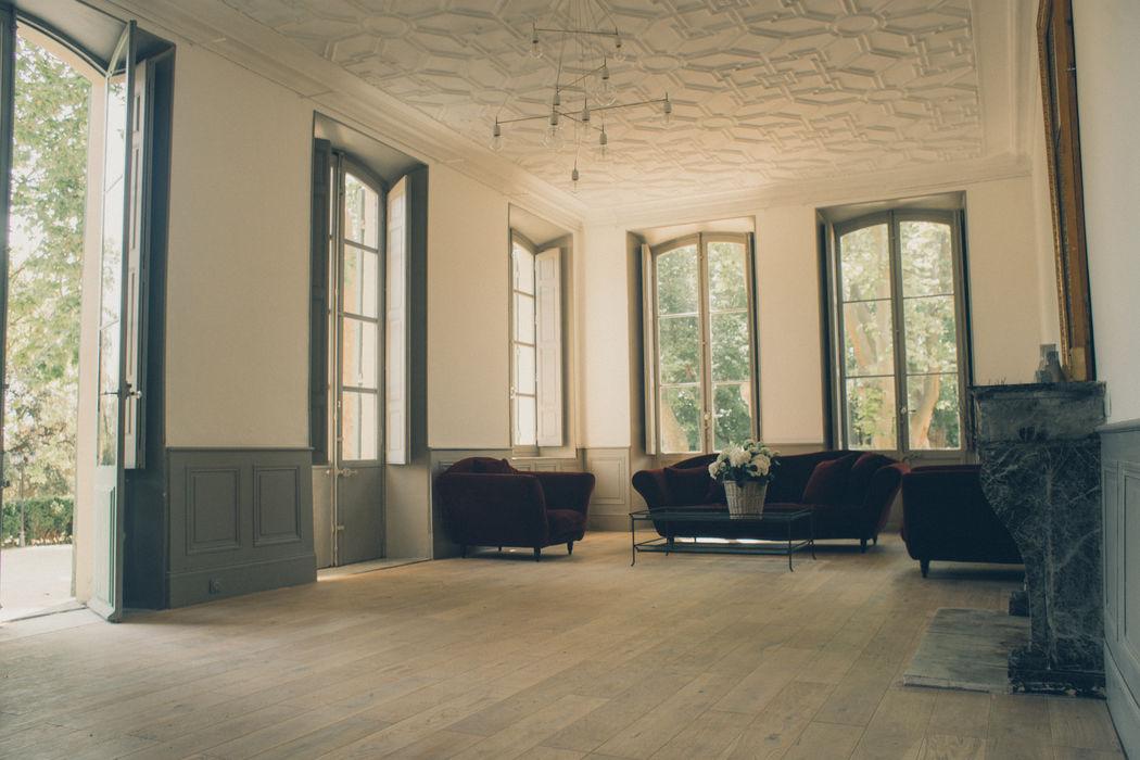Salon de 60m2