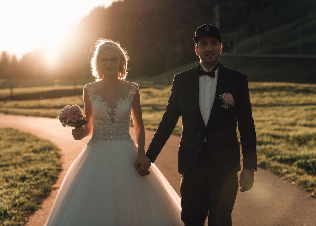 Hochzeitsvideo- und Fotografie   Jeremy Fuchs
