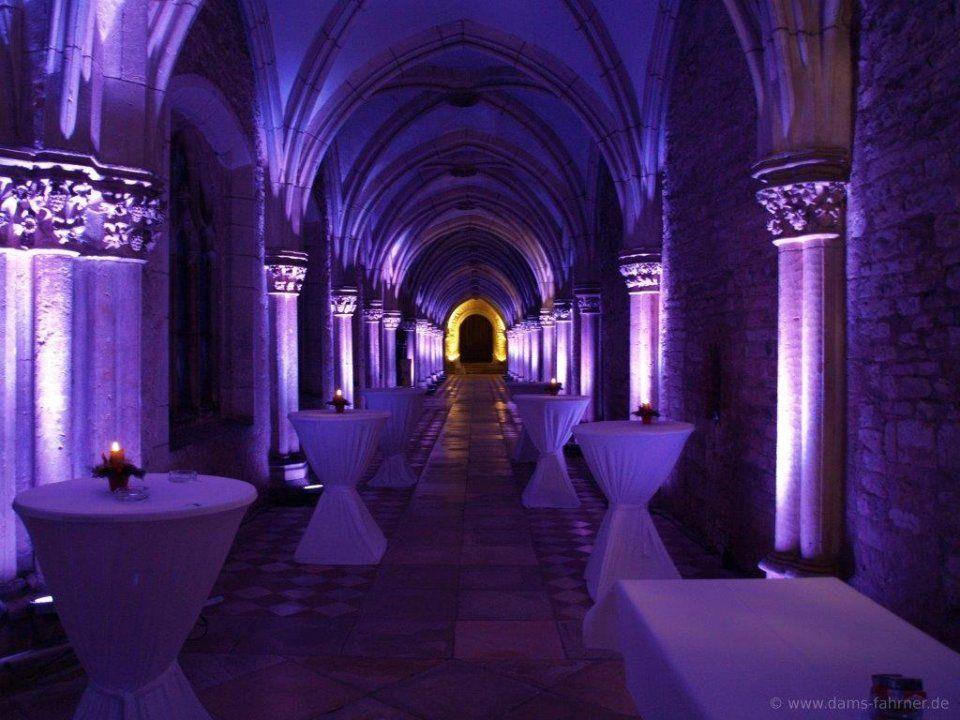 Beispiel: Location, Foto: Rosenpalais Catering.