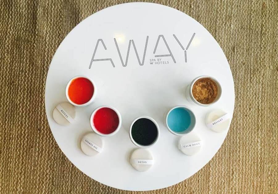 Away Spa & Fit by W Bogotá