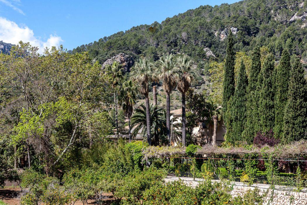 Los Jardines de Alfabia