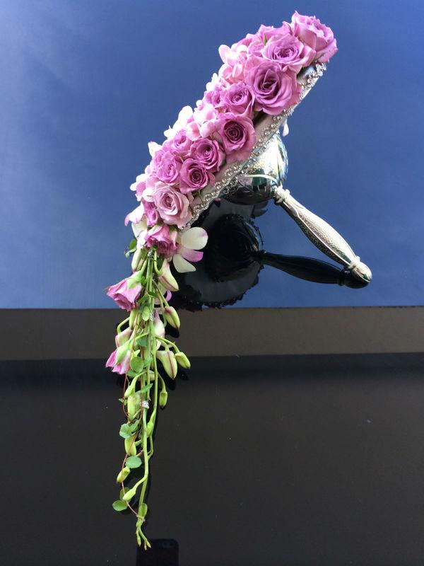 Romântico. Foto: Flores a la Carte