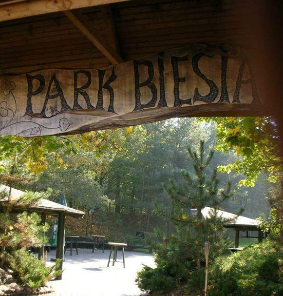 Park Biesiadny Hotelu Green