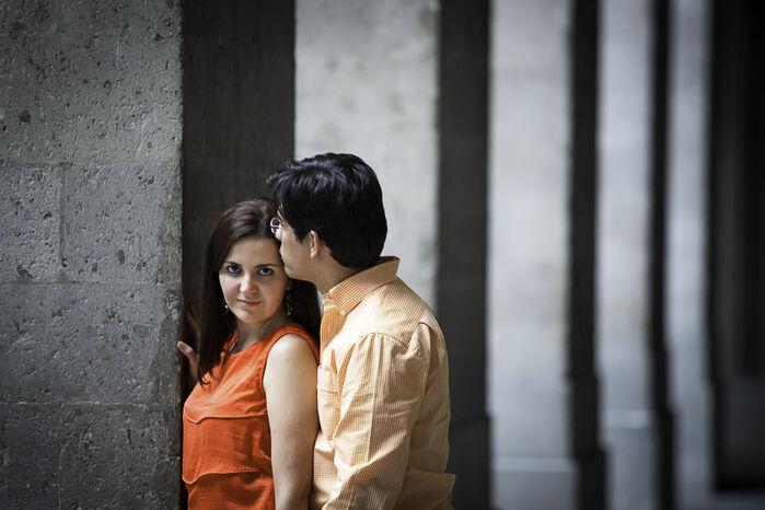 Engagement centro Histórico CDMX