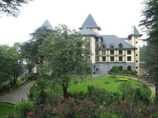 The Oberoi Wildflower Hall, Shimla