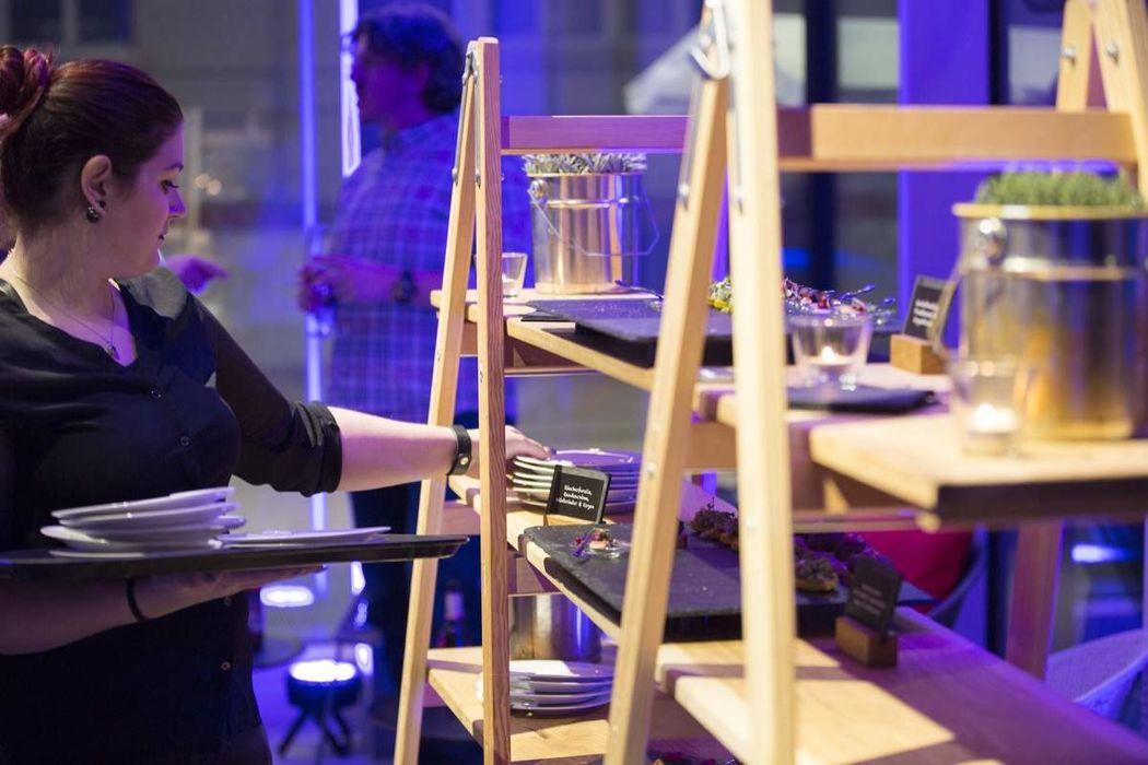 Event Raum & Bar OSLO 2 - OSLO STUDIOS AG
