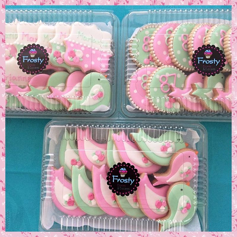 Frosty Cookies&Cupcakes