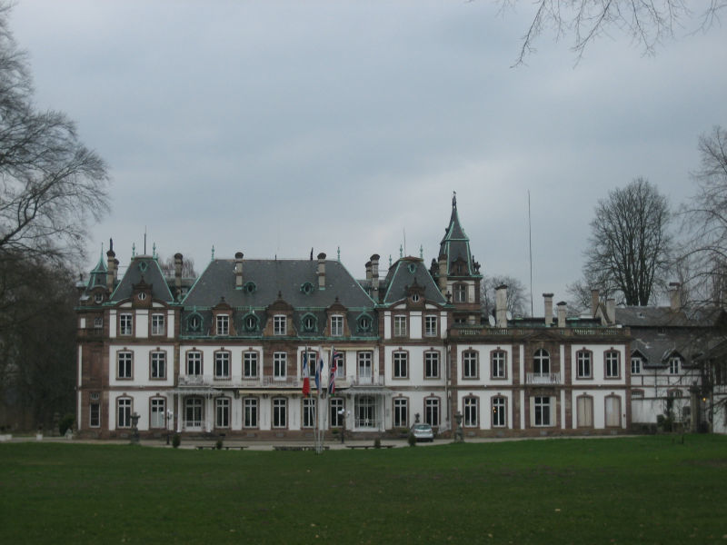 Château de Pourtalès