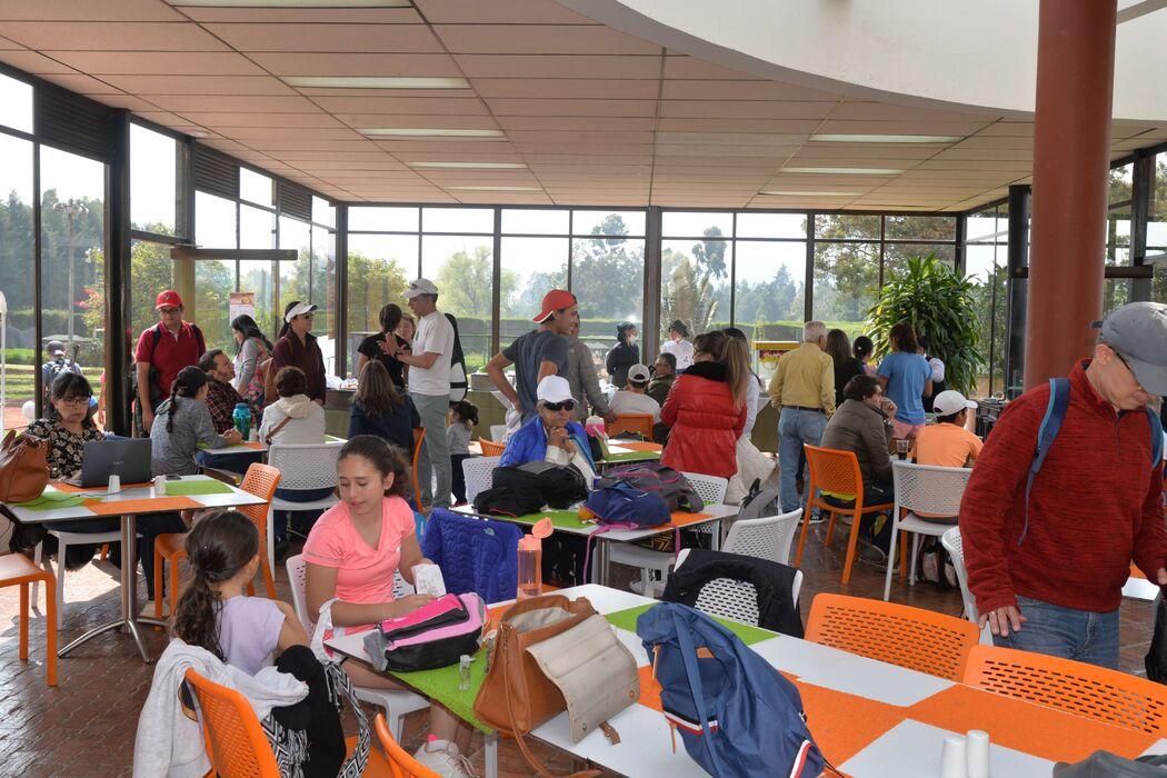 Eventos Club Serrezuela
