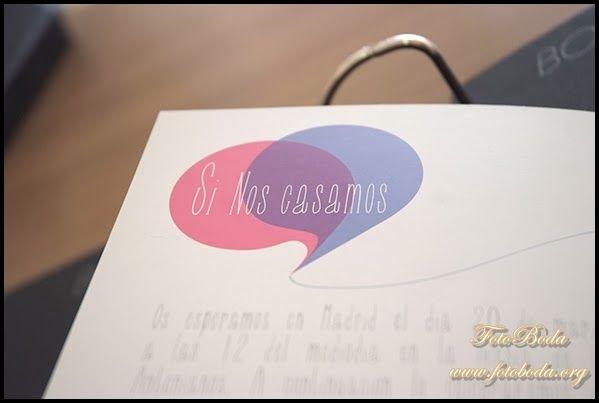 Foto Boda - Invitaciones