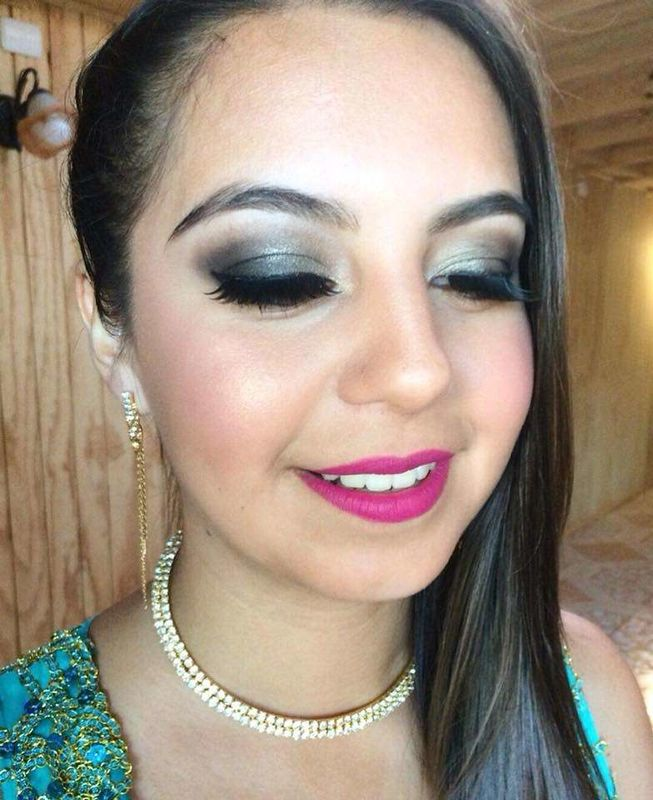 Make Up Paola Inostroza