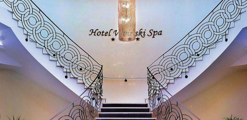 Hotel Woiński Spa w Lubniewicach