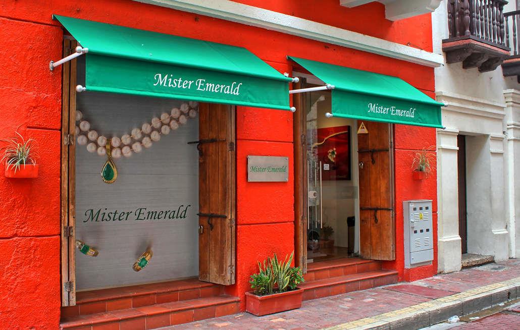Mister Emerald