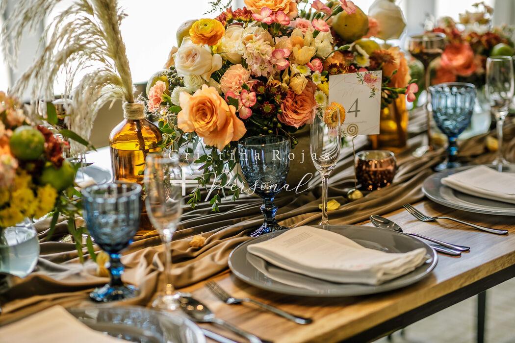 Cristina Rojas - Wedding Planner & Event Designer