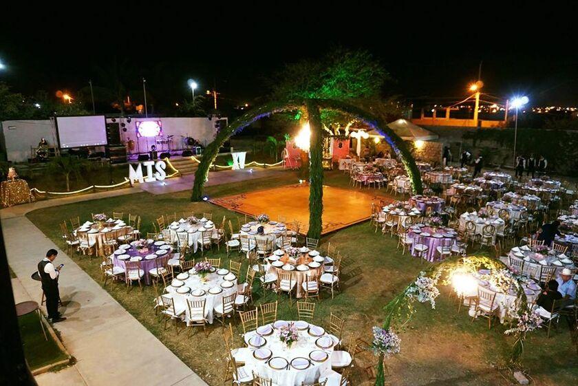 Las Hadas - Jardín de Eventos Especiales