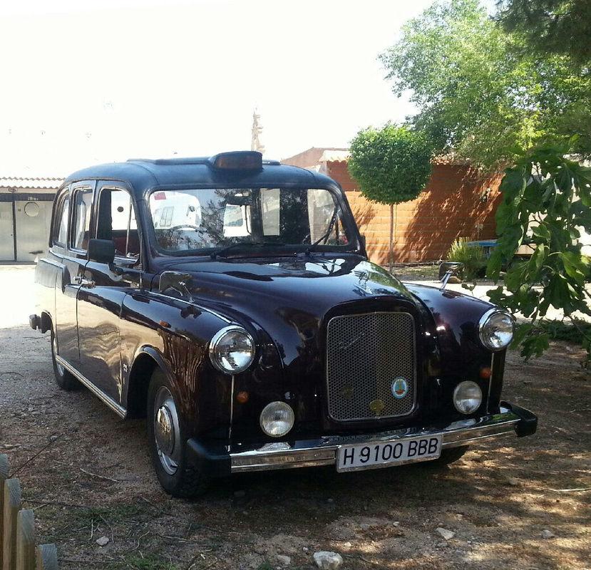 Austin FDX4 (Taxi Inglés)