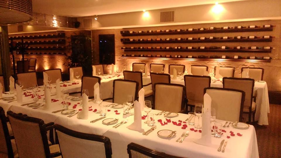 Oceanus Wine Bar & Restaurant