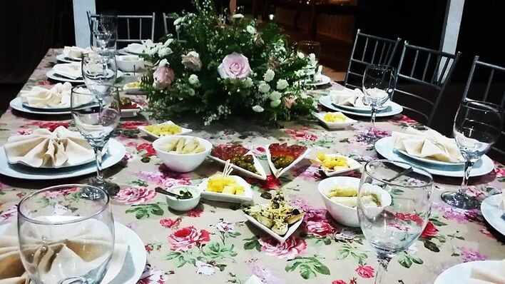 Tânia buffet