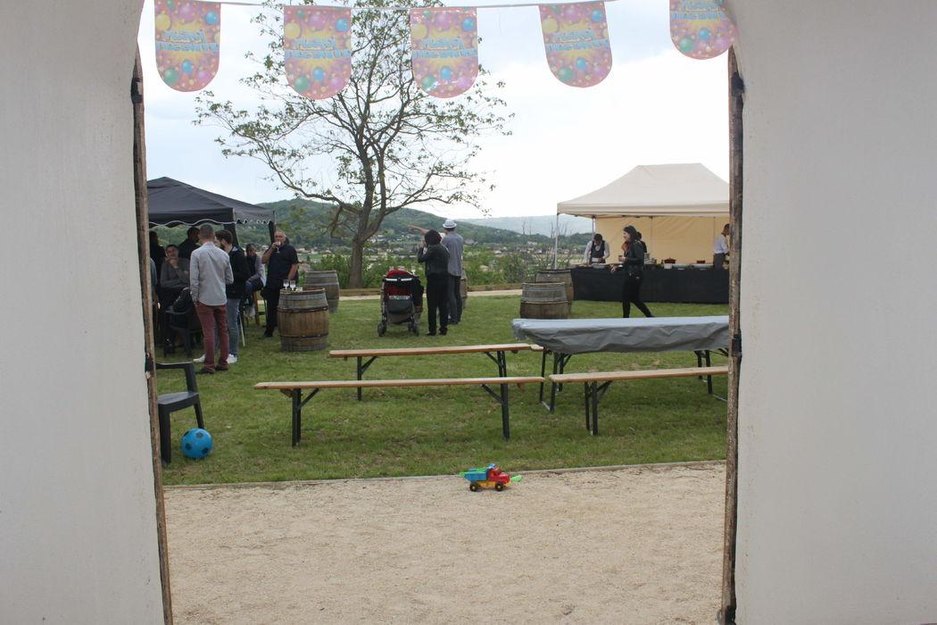 Camping Domaine de Senaud
