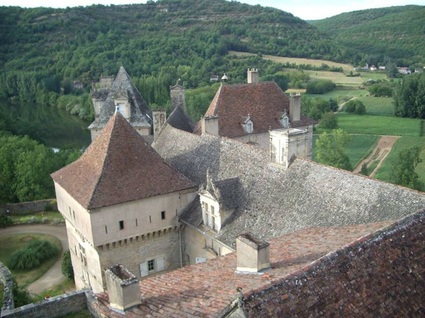 Château de Cenevieres