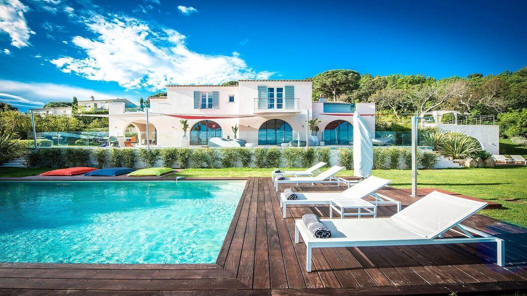 Villa Rental Saint-Tropez