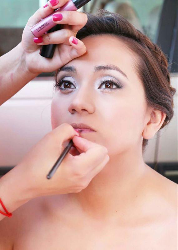 Patricia A. Pelo y Maquillaje