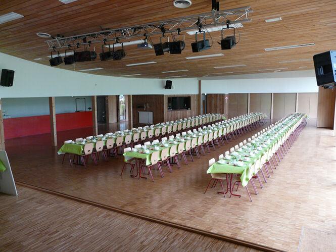 Salle La Clairière