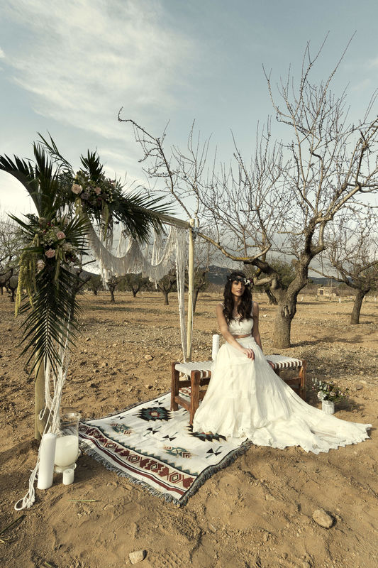 Arlequí - design and styling ecoweddings