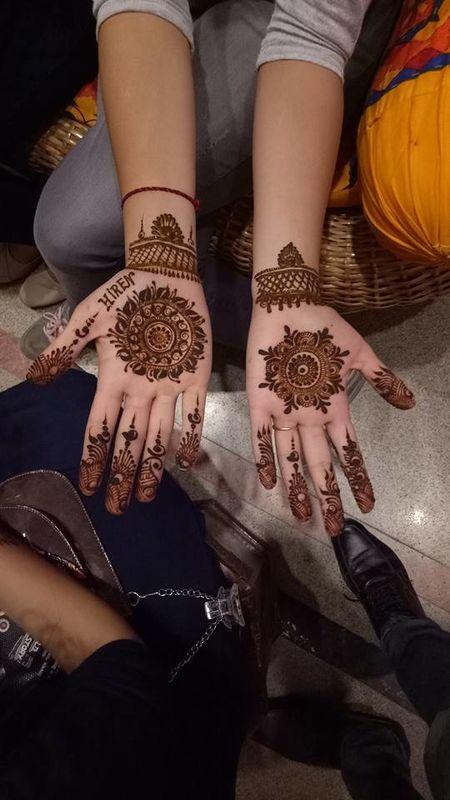 Ganesh Mehandi Arts