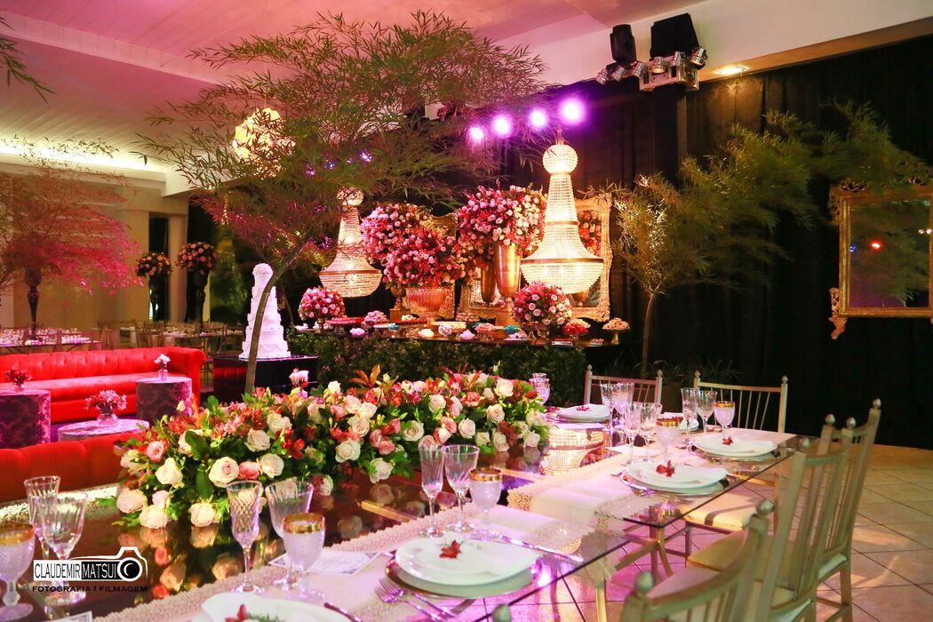 Cristal Palace Restaurante e Eventos