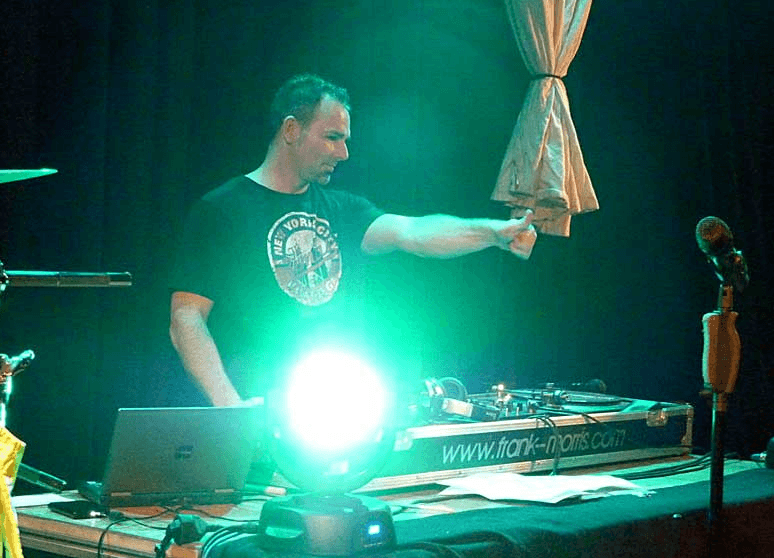 DJ Frank Morris