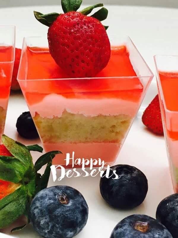Happy Desserts