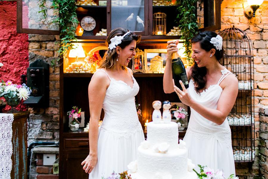Gay Wedding - Espaço Quintal