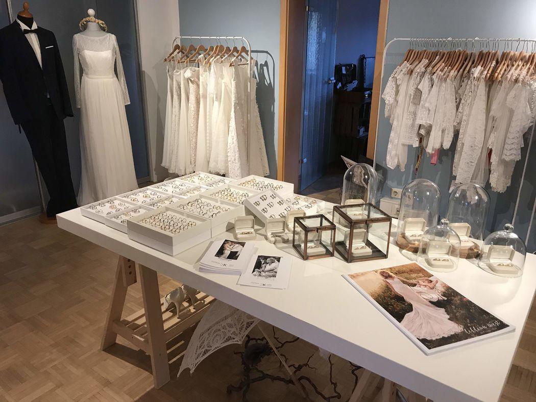 Taft und Tüll Brautstudio
