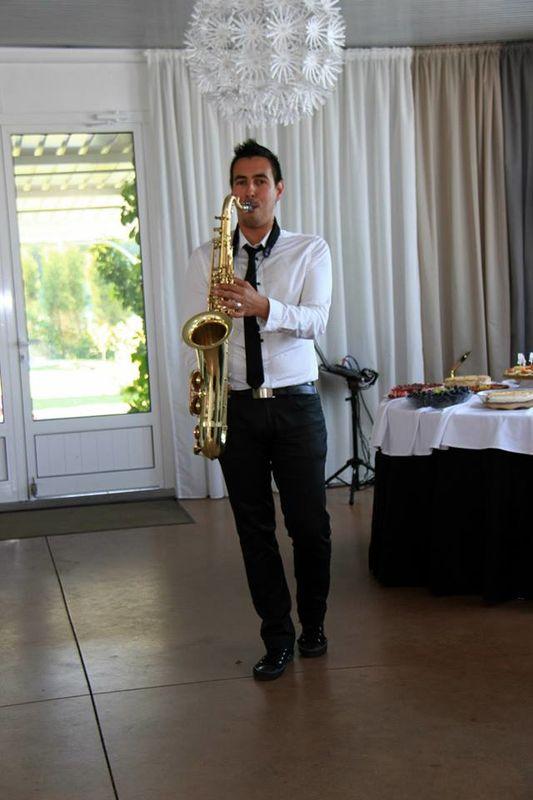 Pedro Morais Sax