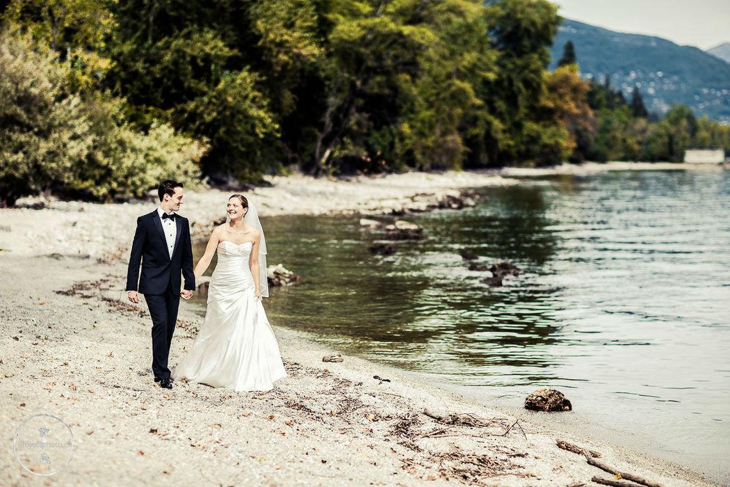 Beispiel: Hochzeitsfotoshooting-Brautpaar, Foto: projectphoto.ch