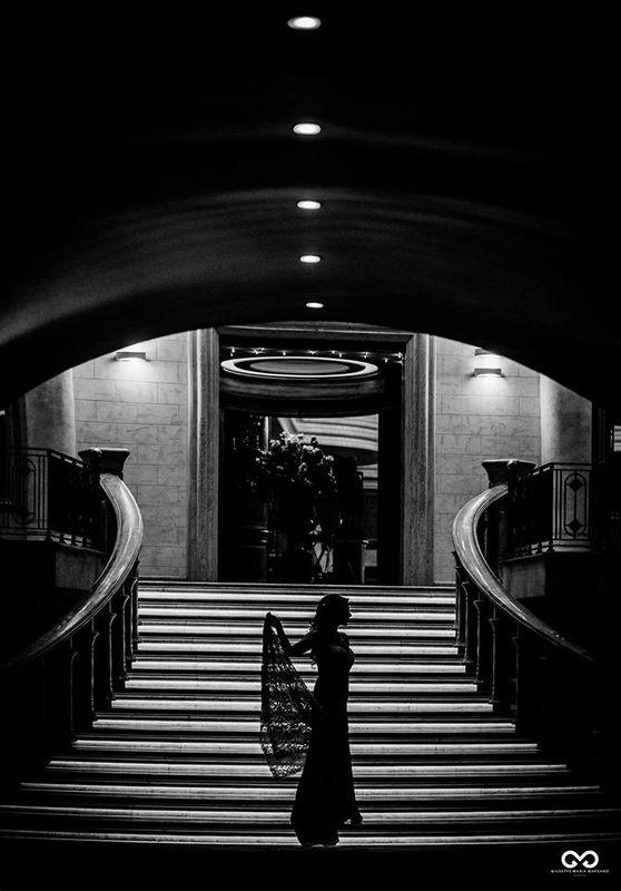 La scalinata Centrale!
