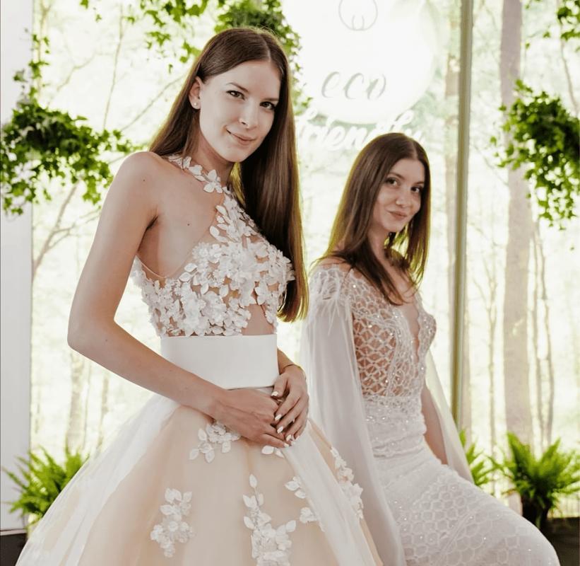 De boda con Libellula