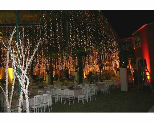 Jardín de Fiestas Casa Blanca