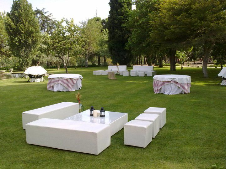 Espacios chill out bodas for Espacios chill out