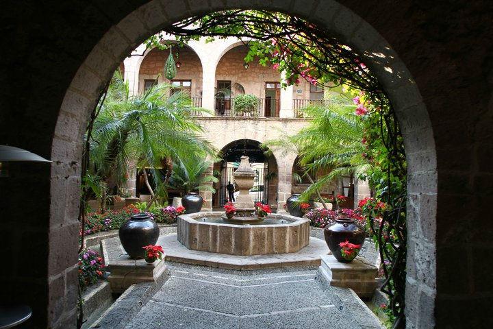 Hotel para bodas en Morelia - Foto Hotel de la Soledad