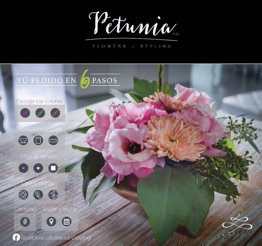Petunia Co. Flower + Styling