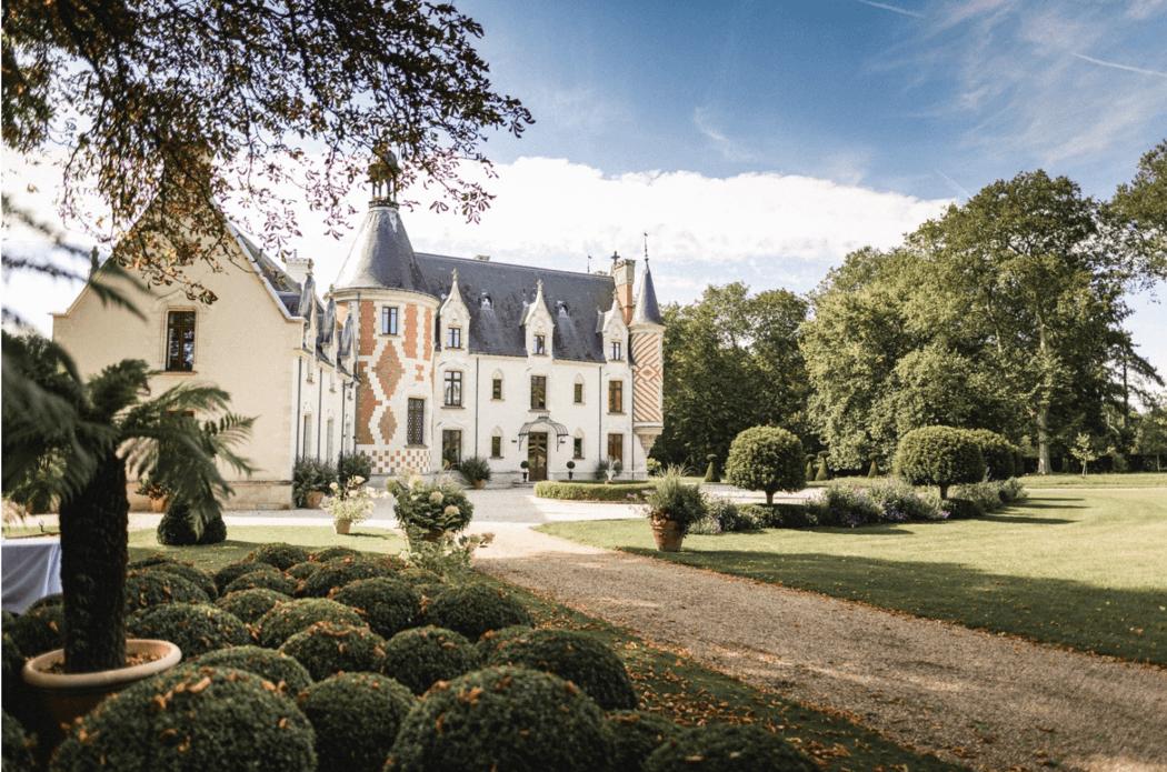 Château de Saint-Cyr-Du-Gault