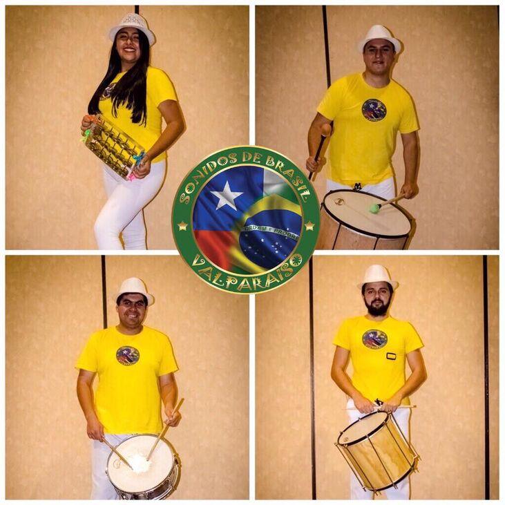 Batucada Sonidos de Brasil