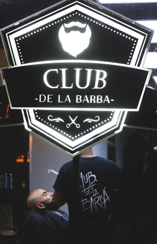 El club de la barba