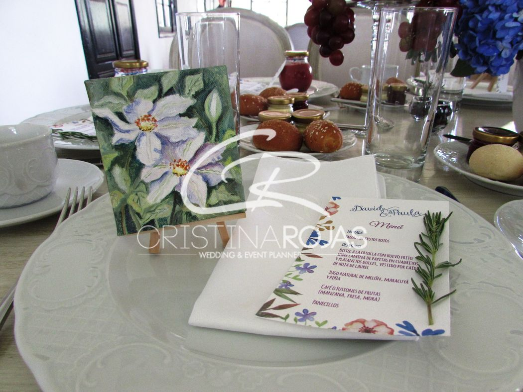 Wedding Planner by Cristina Rojas Design ::. Cristina Rojas