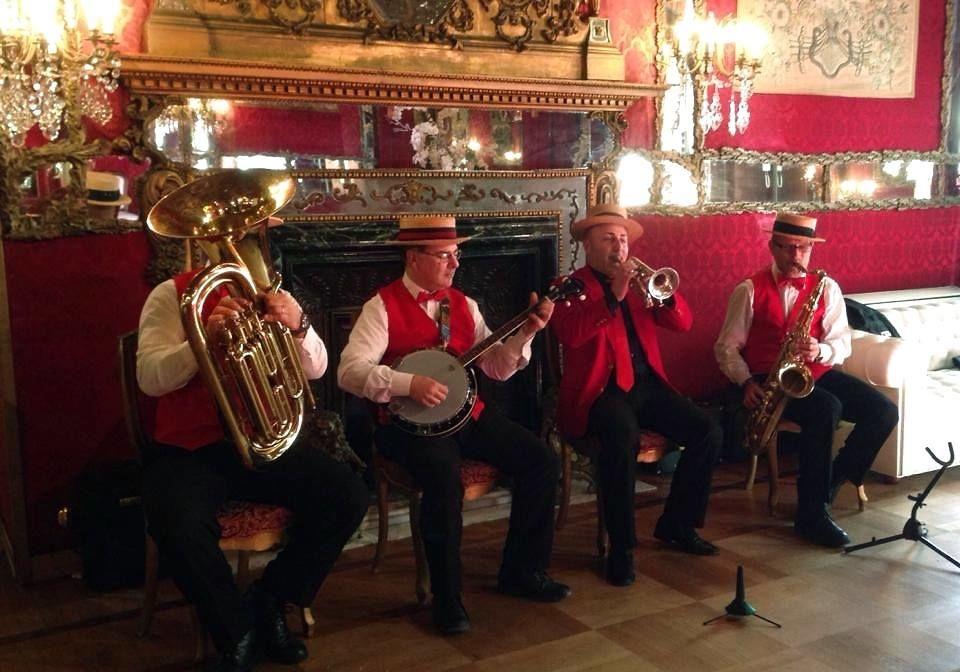 Extra Dixie Jazz Band